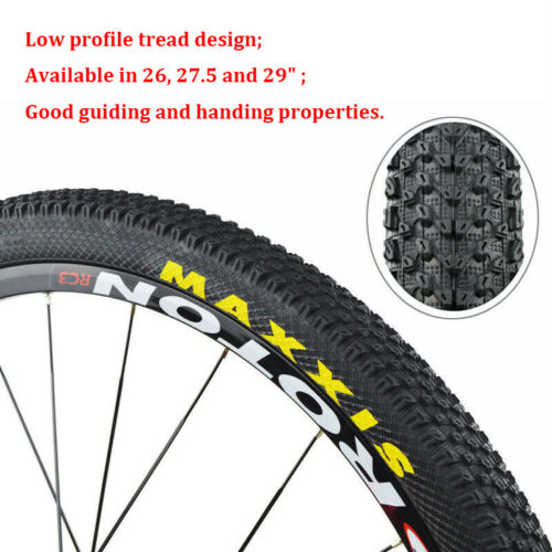 MAXXIS M333 PACE Tire 26//27.5//29er 60 TPI Casing For Hardpack MTB Bike Tyre 2PC