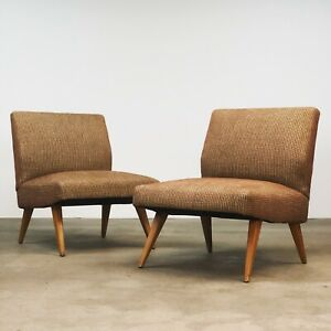 Details About Paul Mccobb Planner Group Modular Seating Mid Century Chair