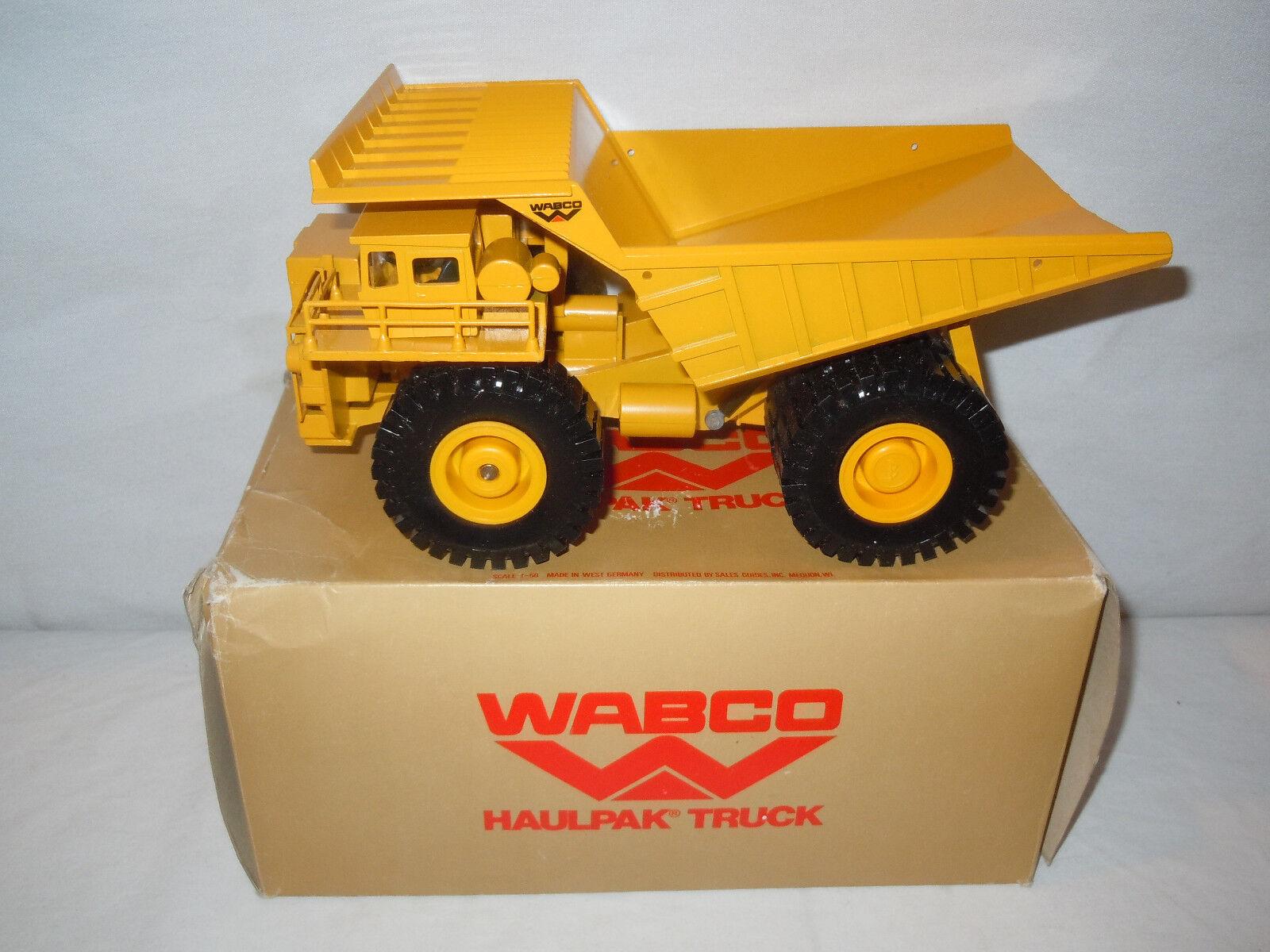 WABCO haulpak camión por Conrad Escala th