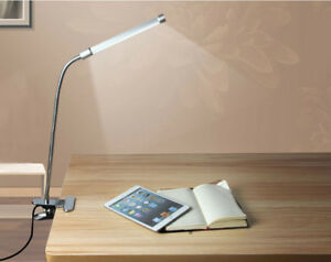 Details About Excelvan Flexible Clip On Usb 6w 18 Led Desk Table Lamp Reading Light Eye Care