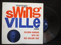 Prestige Swingville - Coleman Hawkins with the Red Garland Trio (SVLP 2001)