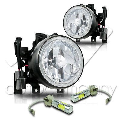 H3 Bulb Set Fog Light Bulbs Xenon Bright White Light For Opel Corsa C C 1.4