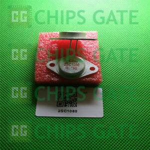 2PCS-2SC1080-Encapsulation-TO-3-Silicon-NPN-Power-Transistors