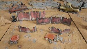 Rusted-Metal-Fences-Warhammer-terrain-scenery-Digital-Download-wargame-40k-28mm