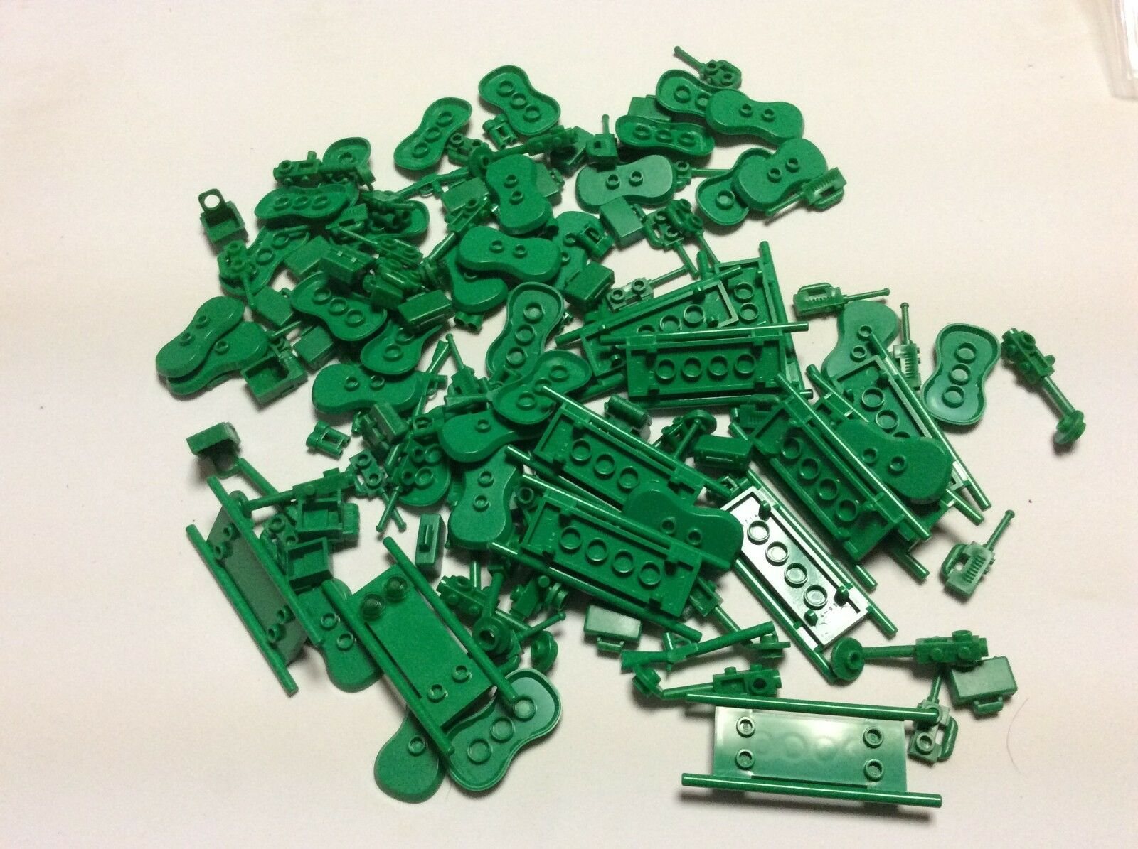 LEGO Lot Lot Lot 4 Ounces Toy Story Army Minifigure minifig Accessories Soldiers Q462M 185fb1