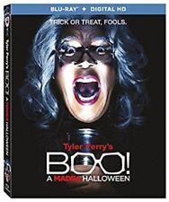Boo A Madea Halloween (Blu-ray Disc, 2017)