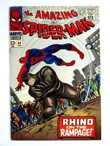 The-amazing-Spider-Man-43-1966