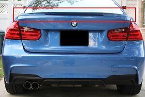 BMW-3-SERIES-F30-REAR-BOOT-TRUNK-LIP-SPOILER-PERFORMANCE-LOOK-NEW-M3