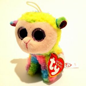 TY- DAFFODIL Easter Basket Filler Beanie Baby the 3 in. LAMB NWT 2019