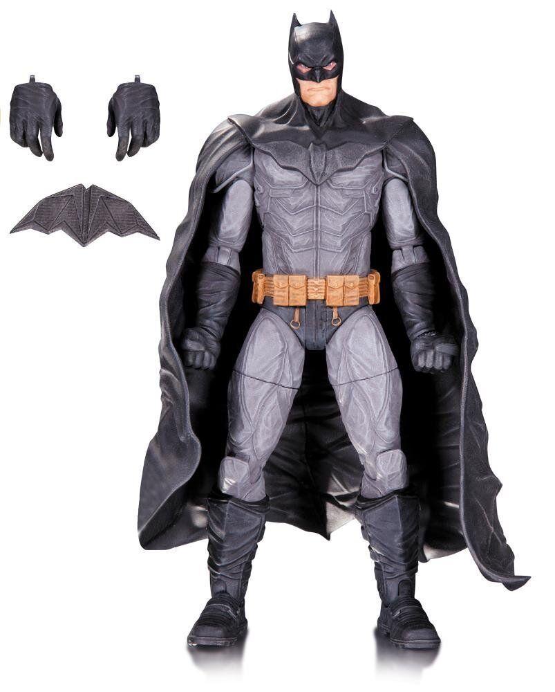 Dc comics designer - serie  lee bermejo batman action zahlen