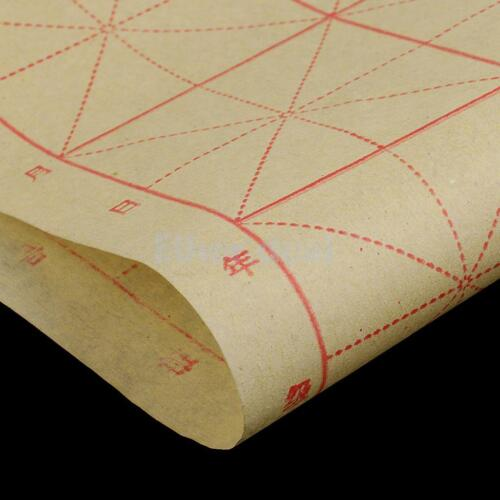1 Packung Medium chinesische Reispapier Kalligraphie Malerei Papier Xuan