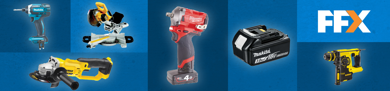 Save Big on Best-Selling Power Tools with FFX