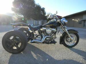 Trike Axle Conversion Kit For Harley Davidson Sportster 1991 Current Ebay