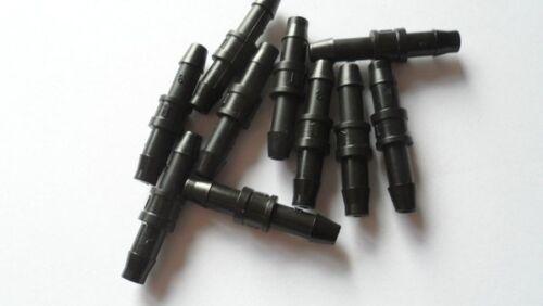 10 x Pare-Brise Rondelle Tuyau Non Retour Valve droite mixte 2 x 4.8 mm Classic CA