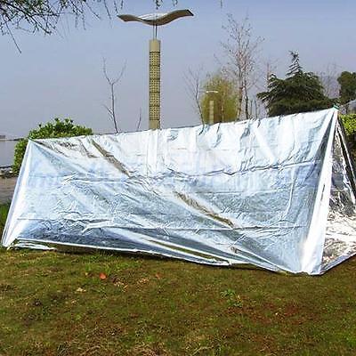 Waterproof Folding Camping Shelter Tent Tarp Outdoor Sun Shade Lightweight