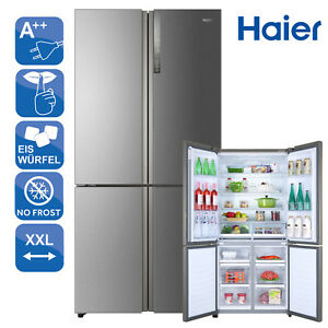 Haier SidebySide Kühl-Gefrierkombination A++ HTF-610DM7 Twist Icemaker T-Door
