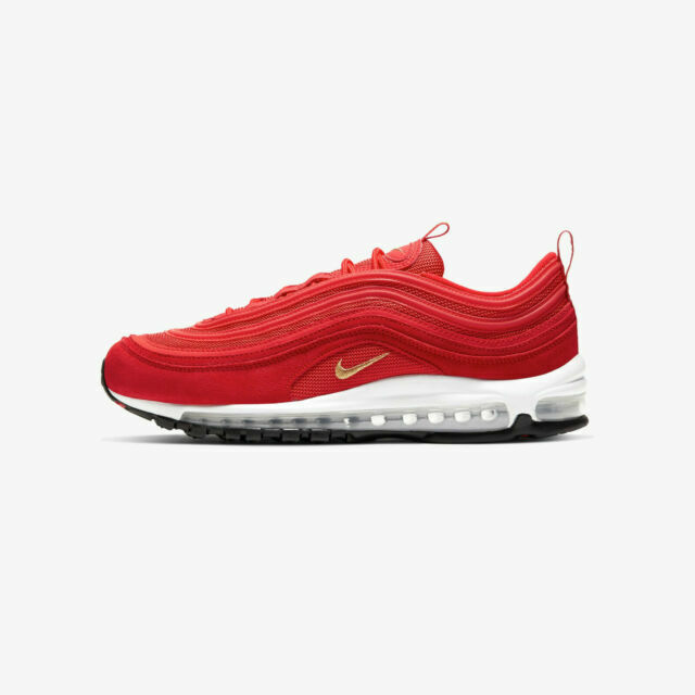 Size 7 - Nike Air Max 97 QS Olympic Rings - Red
