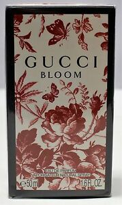 e377aa339 Gucci Bloom 1.6 Oz/ 50 M Eau De Parfum Spray For Women Sealed New ...