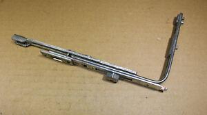 SIEGENIA Eckumlenkung mit Magnet 185x105mm Kontakt-Verschlussüberwachung