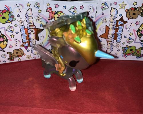 NeW TOKIDOKI Unicorno Series 7 STAR FAIRY Blind MINI Vinyl Figure SUPER RaRe
