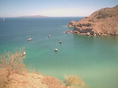 Se vende terreno Agua Verde con frente a playa en el Mar de Cortés, Baja California Sur