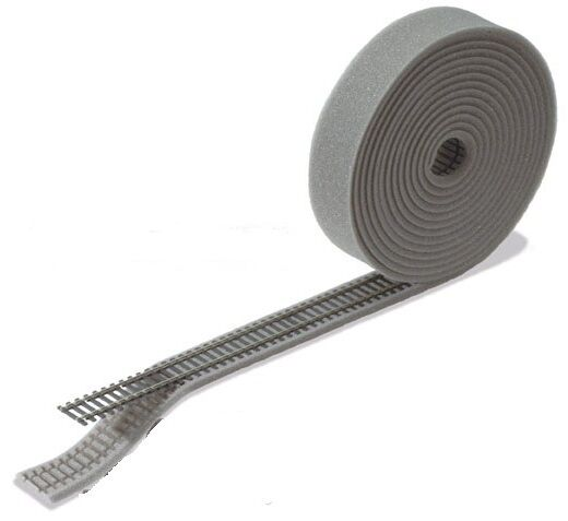 PECO SL-50 1 x 5m Roll Foam Track Underlay for 00 Gauge PECO Streamline t48 Post