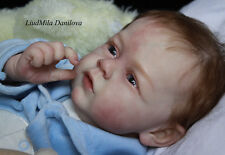 Adorable Reborn baby girl Mary-Ann by Nataly Blick realistic doll, limited kit