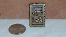 Sailboat Mickey Mouse Stamp Trading Pin- Euro Disney