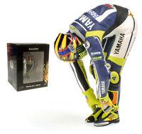 Minichamps Yamaha Motogp 2013 'stretching' Figurine - Valentino Rossi 1/12 Scale