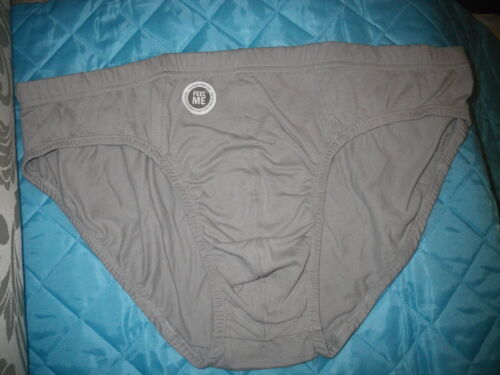 Target M XL 2XL 3-4XL Cotton Hipster Brief Double Pouch Cotton Stretch Waist