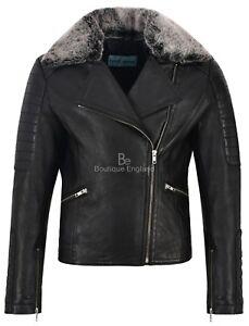mode véritable cuir noir en pour de peau en femmes de col Veste 1190 d'agneau Aspen créateur fourrure TUqvcAnFw