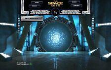 "WEBSITE / SITO WEB ""THE SPACE KEYS"" IN VENDITA • eCommerce/Game • DISPONIBILE"
