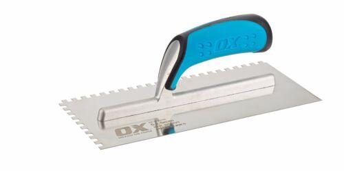 P403206 OX Pro 6mm Notch Trowel