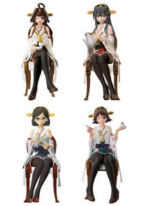 "Banpresto Kantai-Collection 5.9/"" Kirishima Figure Ceylon Tea Party Series"