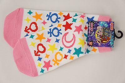 [1165]SAILOR MOON Socks, siyyugosei mark, kawaii Cute BANDAI