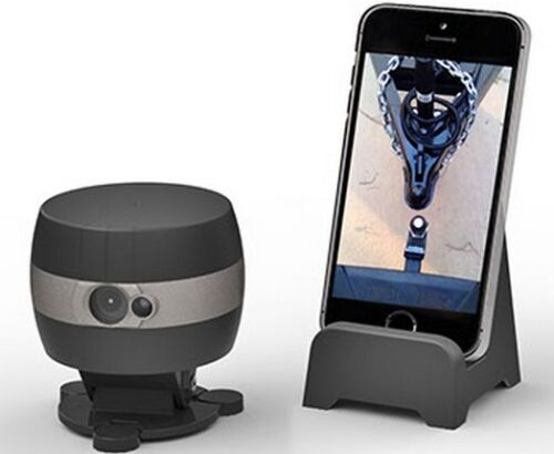 Rampage 7710 Portable WiFi Back-Up Camera with Multi-Use Attachment