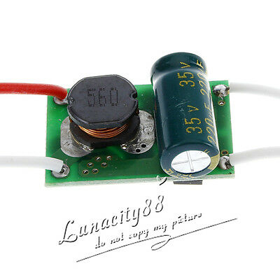 10W 20W 30W 50W  LED Driver Constant Current DC12V to DC30-38V + LED Chips Light