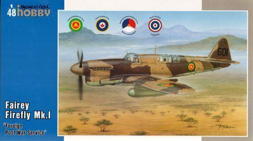 Precio por piso Special Hobby Hobby Hobby 1 48 Fairey Firefly Fr Modello i Foreign Post War Servizio  48151  en linea