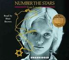 Number The Stars by Lois Lowry 9781400085552 Cd-audio 2004