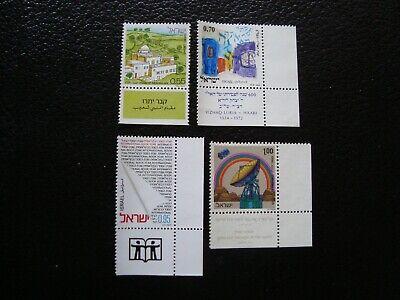 494 A497 N Mnh Briefmarke Yvert / Tellier Nr Einfach Israel a35