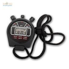 Cronometro con display digitale Digi-937 1/100Sek. Stop Orologio Segnatempo