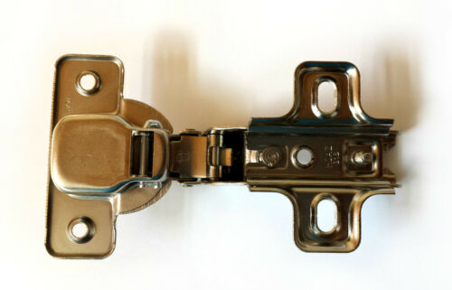 Inset Self opening kitchen cabinet hinges 35mm for Push to Open systems