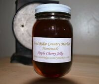 Apple Cherry Jelly 8 Oz.