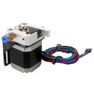 Wire Feeder Extruder w Stepper Motor For 1.75mm Filament Ultimaker RepRap Kossel