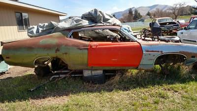 FORD Torino Cyclone Part's