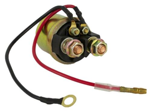 NEW STARTER SOLENOID YAMAHA OUTBOARD ENGINE 9.9 15 20 25 30 40 6G1-91041-10-00