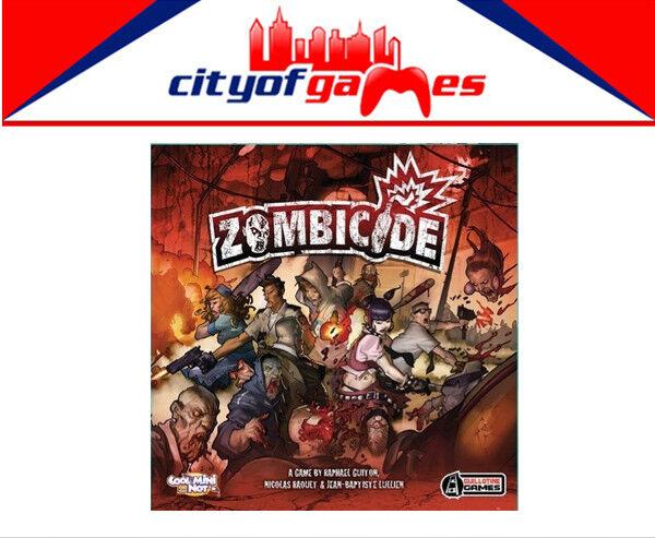 Zombicide  Season 1 tavola gioco Bre nuovo  prezzi bassi
