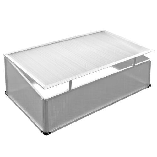 PC-discos Lex vivero aluminio-marco 100 x 60 x 30//40cm