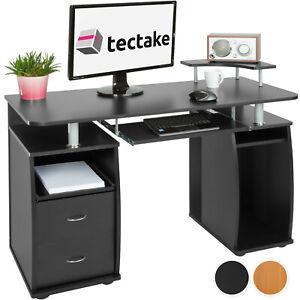 Bureau-informatique-table-de-l-039-ordinateur-travail-mobilier-meubles-pc