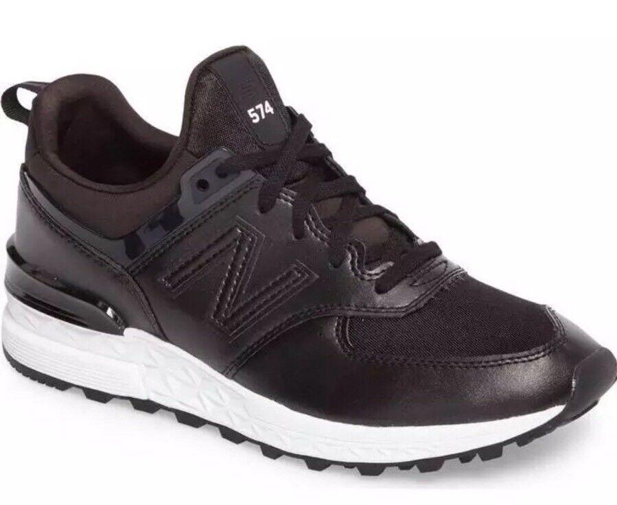 Nuovo bilanciamento 574 Donne nere  bianche 65533;s  Sz 7.5 Scarpe scarpe da ginnastica WS574SFH  il miglior servizio post-vendita
